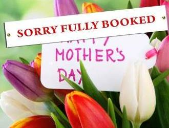 Mothers Day 14th May