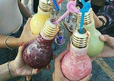 Milkshake classics at Vinis in Johannesburg